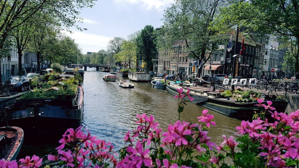 Holiday Trip to Holland