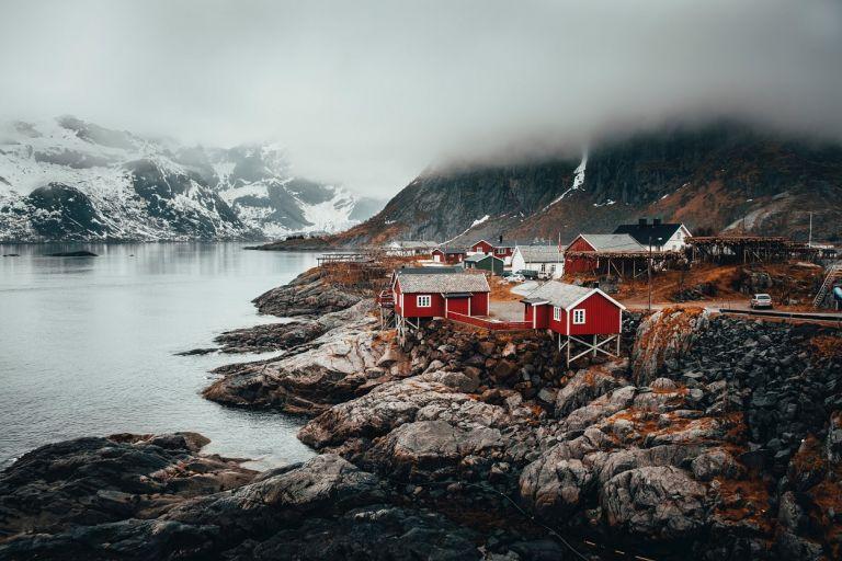 Independent Trip to Scandinavia